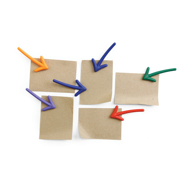 Arrow Magnets - Set of 6