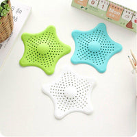 Starfish Drain Cover- Set of 3