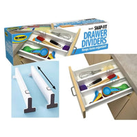 Drawer Dividers - Set of 2