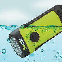 Secur waterproof dynamo