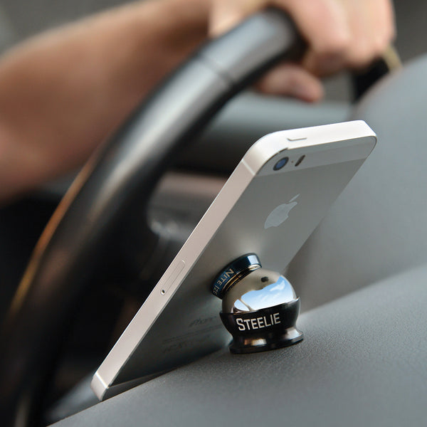 Steelie - Car mount kit