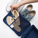 2 in 1 Shoes & Slipper Bag