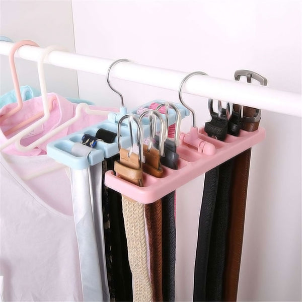 Tie and Belt Storage Rack
