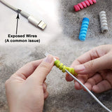 Twist Cable Protector - Set of 4