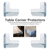 Table Corner Protectors - Set of 4
