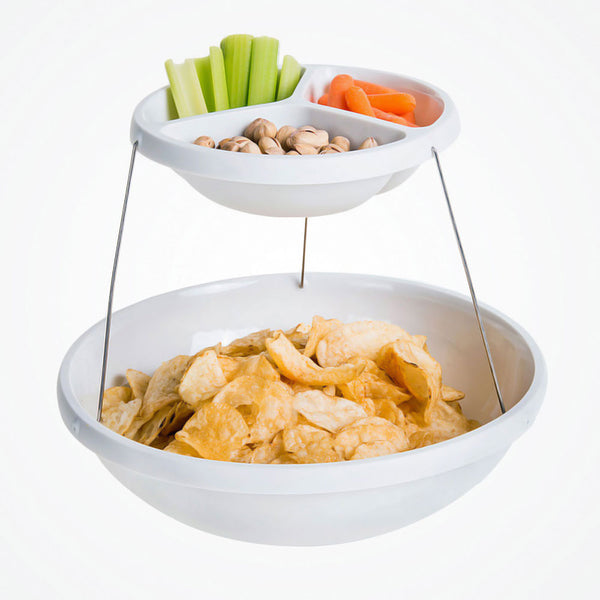 Twistfold 2 layer party bowl
