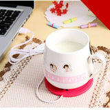 USB Silicone Cup Warmer