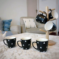 Unbreakable Tea Cups - Set of 6