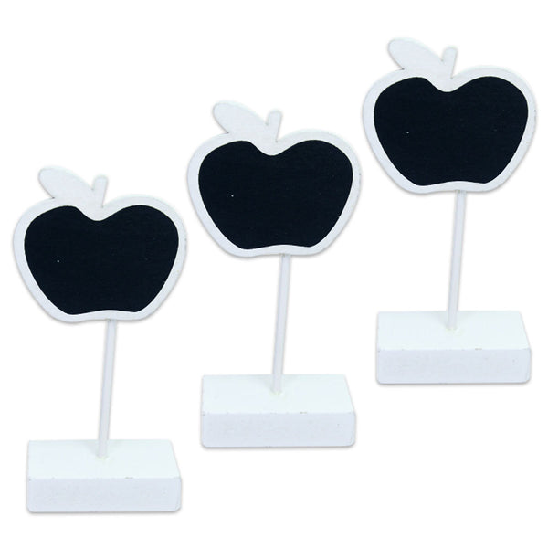 Chalkboard Easel with Stand - Apple