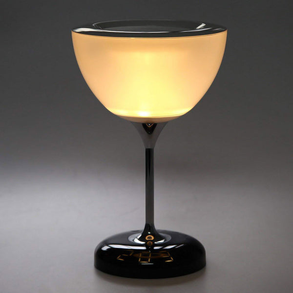 Wine Glass Shaped Bluetooth Speaker