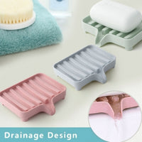 Self Draining Organic Soap Dish
