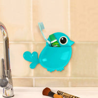 Bird Toothbrush Holder