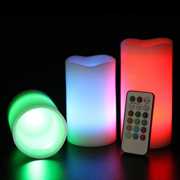 LED Candles with Remote Control