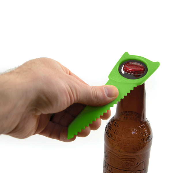Citrusaw bottle opener