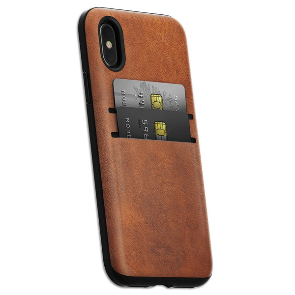 Nomad Wallet Case for iPhone X