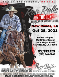 Oct 28 - New Roads, LA