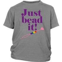 Just Bead It! T-Shirt (Youth Sizes)