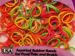 Bright Color Elastics