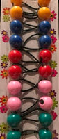 Medium Assorted Color Hair Ballies