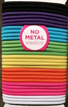 Multi Color Hair Elastics