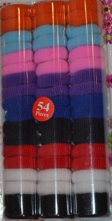 Multi Color Soft Hair Bands