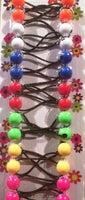 Mini Multi Color hair Ballies