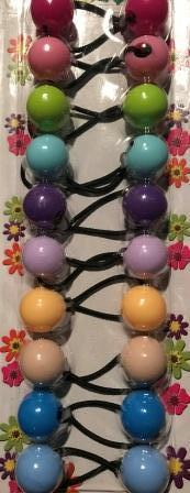 Spring color Hair Bobbles