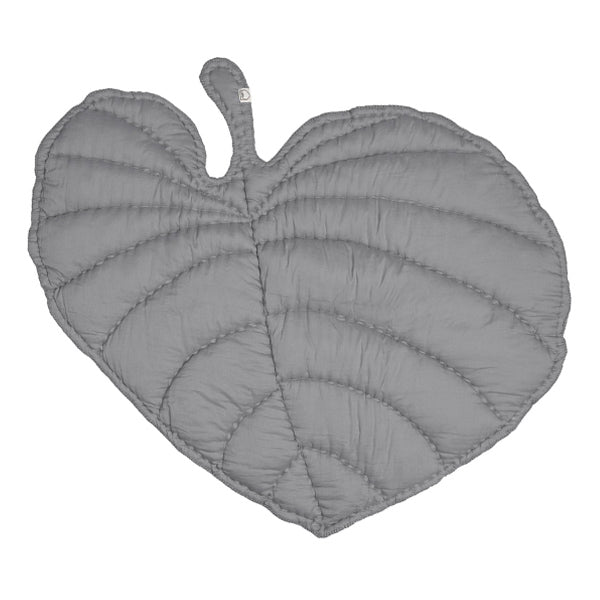 Nofred Leaf Blanket - Grey