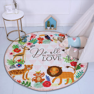 Beautiful Baby & Kids Fun Playmat Circle 150cm - Do All Things With Love