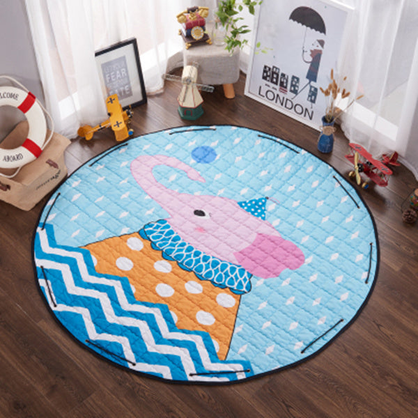Beautiful Baby & Kids Fun Playmat Circle 150cm - Ellie the Elephant
