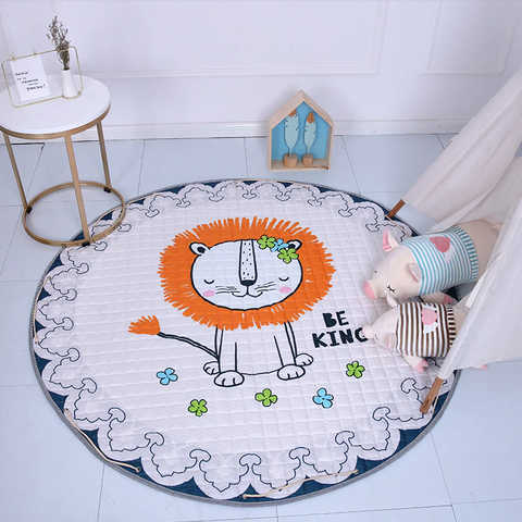 Beautiful Baby & Kids Fun Playmat Circle 150cm - Little King
