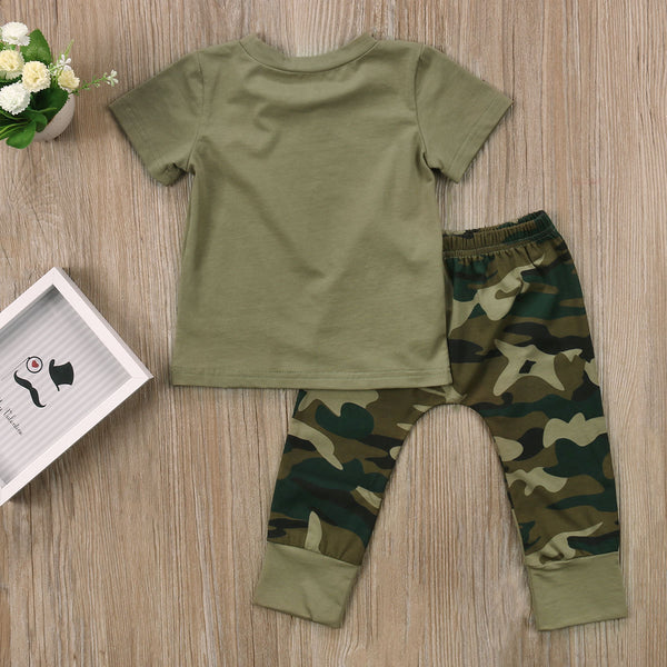 Daddy's Boy or Daddy's Girl 2pc Set