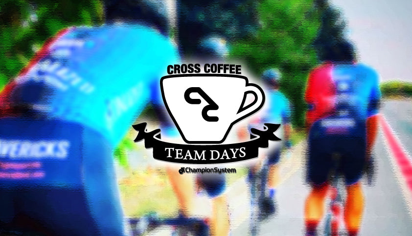 Champion System「TEAM DAYS」 in CROSS COFFEE 開催のお知らせ