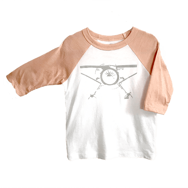Toddler Backcountry Baseball Tee