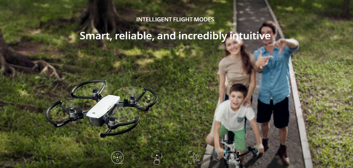 Intelligent Flight Mode