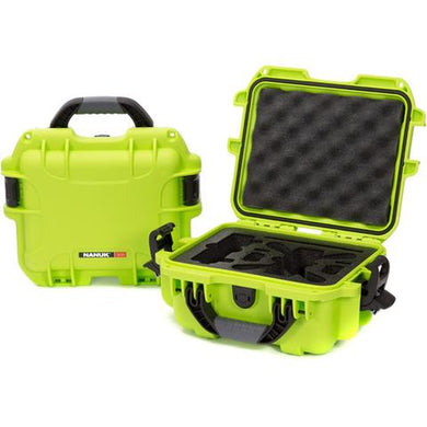 Nanuk 905 Waterproof Hard Case for DJI Spark (Lime)