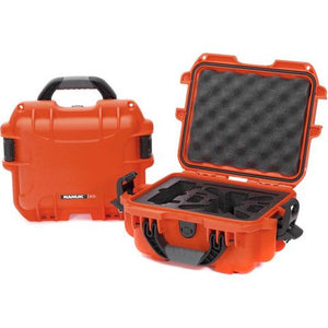 Nanuk 905 Waterproof Hard Case for DJI Spark (Orange) - dronepointcanada