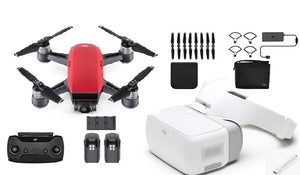 Spark Fly More  DJI Goggle Combo - dronepointcanada
