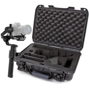 DJI Ronin-S with Nanuk 923 Case - Black - dronepointcanada