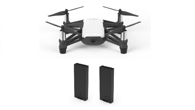 Tello With Extra Battery IN STOCK Dronepointcanada