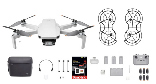 DJI Mini 2  Fly More Value Combo - IN STOCK