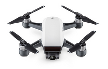 Spark and Controller - Alpine White - dronepointcanada