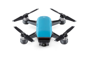Spark and Controller Combo - Sky Blue - dronepointcanada