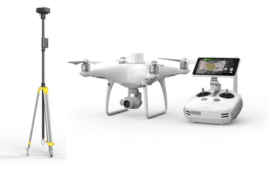 PHANTOM 4 RTK + DRTK2 MOBILE STATION COMBO (SP)