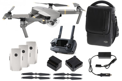 Mavic Pro Platinum - Fly More Combo - IN STOCK