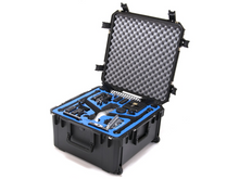 Go Professional Case CASES Inspire 2 with X7 Camera and Cendence Radio - dronepointcanada