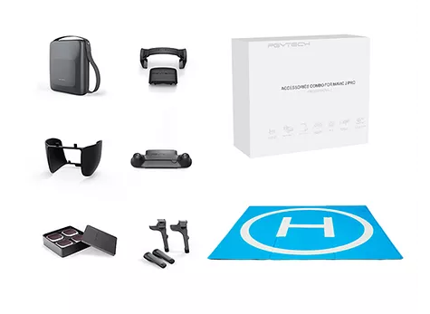 PGYTECH Accessories Combo for Mavic 2 Pro (Professional) - dronepointcanada
