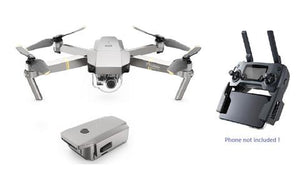 Mavic  Pro Platinum with Extra Battery - * In Stock *