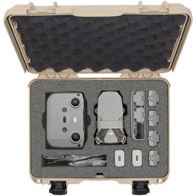 Nanuk Case with Custom Foam for DJI Mini 2 Fly More Combo - IN STOCK
