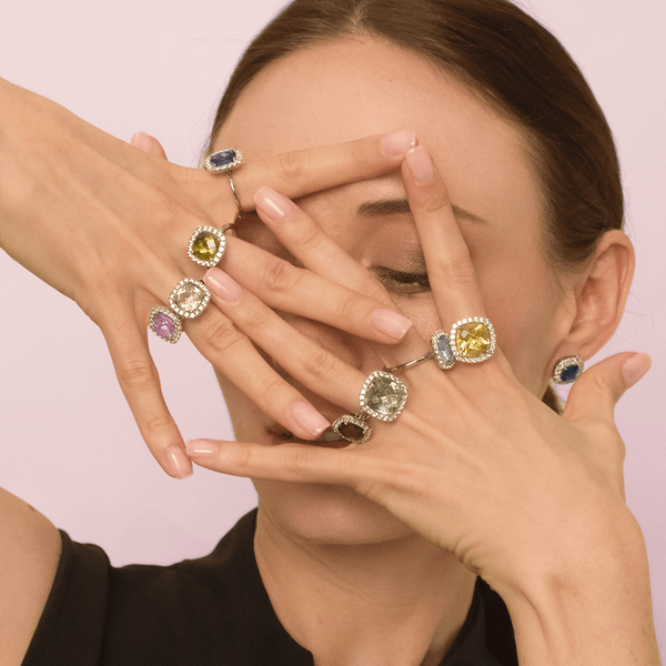 Barcelona collection - Finnly's cocktail rings